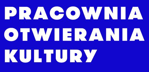 logo Pracowni Otwierania Kultury